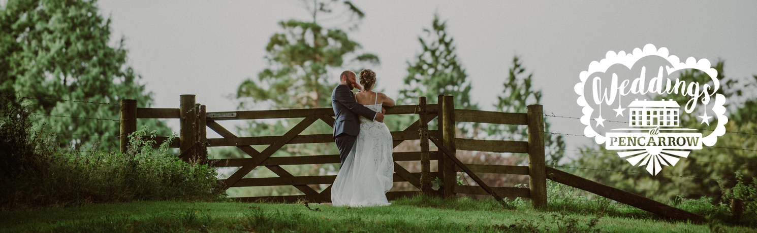 Romantic Stately Home Weddings in Cornwall