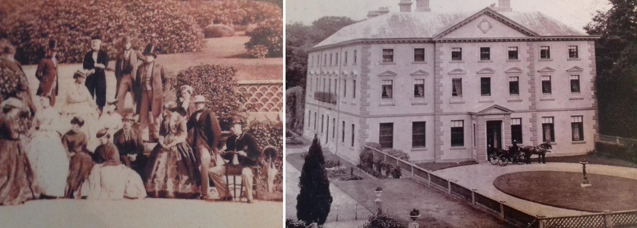 Pencarrow's history