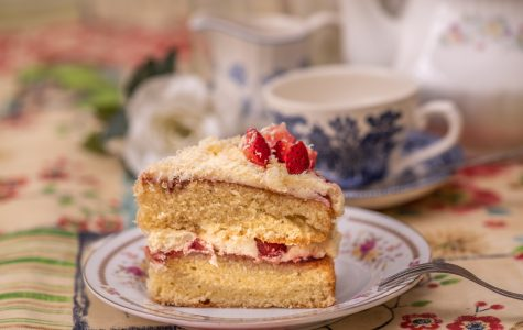 Delicious homemade cakes in our cafe