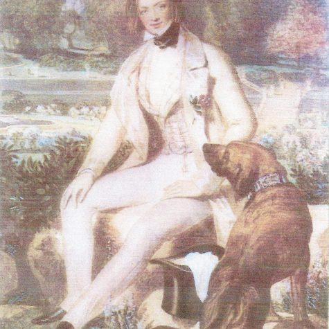 Portrait of Sir William Molesworth
